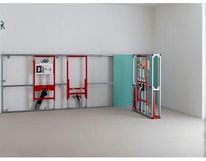 Система инсталляции для биде Tece