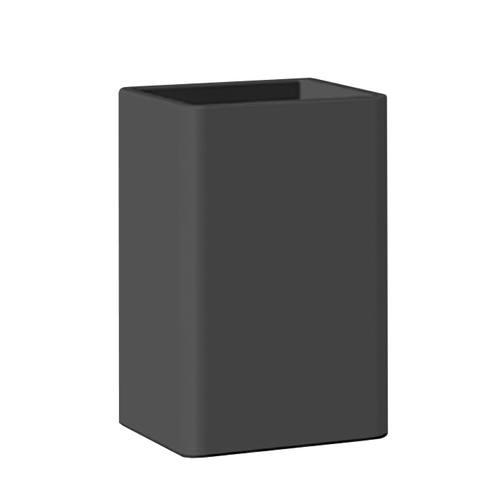 Bertocci Fly Стакан из композита, цвет: черный матовый