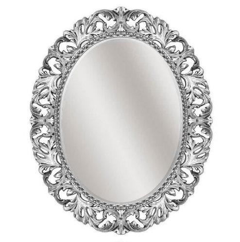 Caprigo Зеркало 80х100 (серебро)