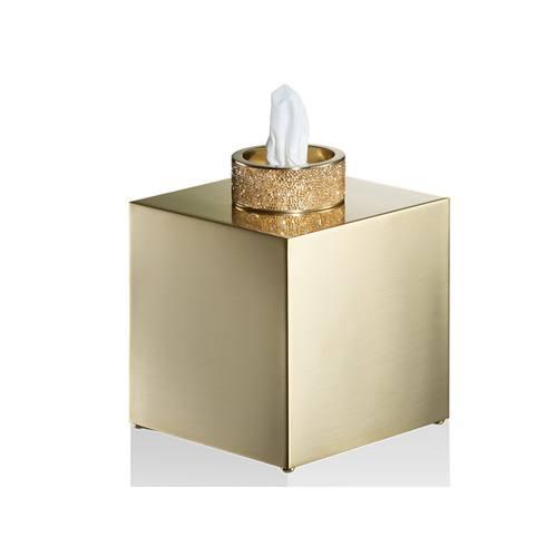 Decor Walther Rocks KB Диспенсер для салфеток, золото матовое