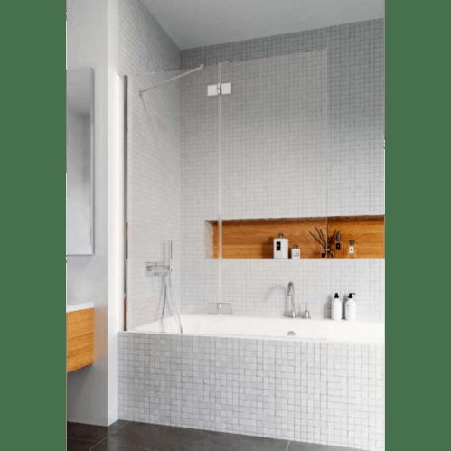 Шторка для ванны Radaway Essenza New PND ll 100 Left стекло прозрачное