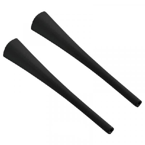 Ножки ArtCeram Civitas керамические для раковины (2 шт.), цвет черный