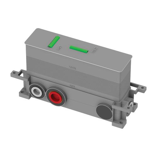 BOX Элемент скрытого монтажа термостатического смесителя Omnires