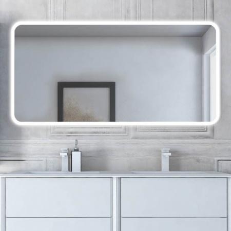 Зеркало Cezares 141x70 с подсветкой