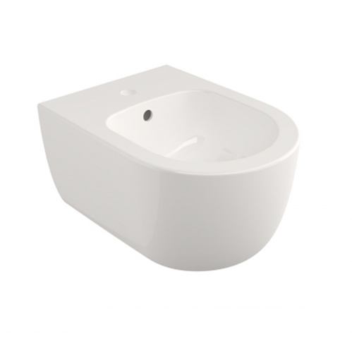Биде подвесное Bocchi V-Tondo Compacto 49 см, белое
