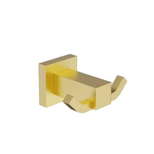 Крючок двойной Selene  Золото матовое