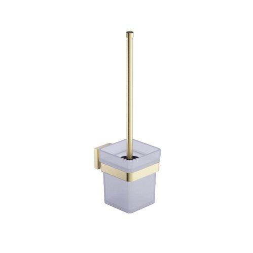 Щетка для туалета Selene  Золото матовое