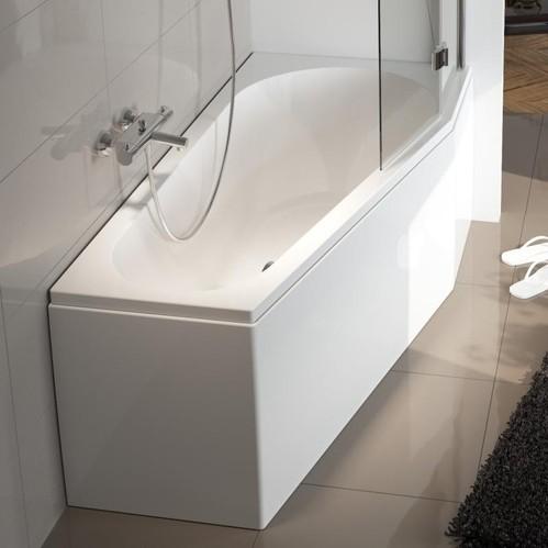 Акриловая ванна Riho Delta 160x80, правая