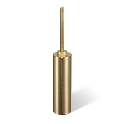 Decor Walther Club SBG Туалетный ершик, напольный, цвет: золото матовое