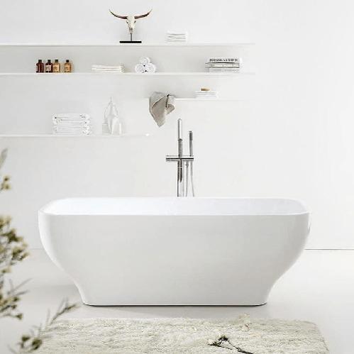 Акриловая ванна ABBER 170*70*60
