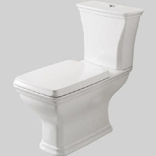 Унитаз ArtCeram Civitas напольный 36x54 см (без бачка), слив универсальный, цвет белый