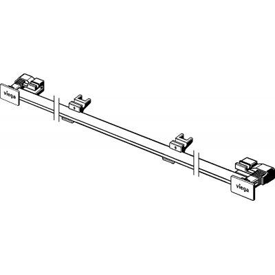 Дизайн-вставка Viega , матовая, 30-120 см
