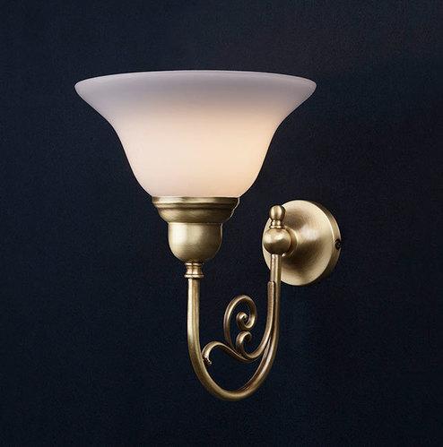 Светильник на стену Caprigo бронза
