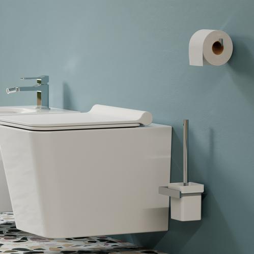 Ерш для туалета Omnires Nelson,хром