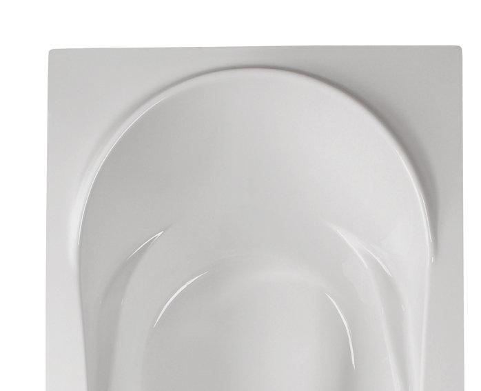 Акриловая ванна Sanplast Classic Wp/Cl+STW1 180x75