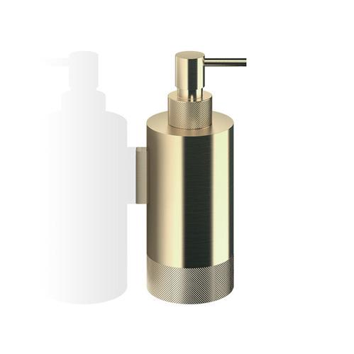 Decor Walther Club WSP1 Дозатор для мыла, подвесной, цвет: золото матовое