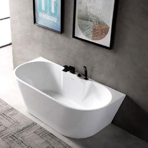 Акриловая ванна ABBER пристенная 170*80, 150*80