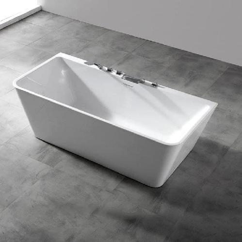 Акриловая ванна ABBER 170*80*60