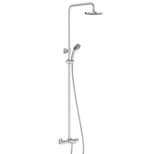 Душевая колонна ванна/душ с термостатом Jacob Delafon July