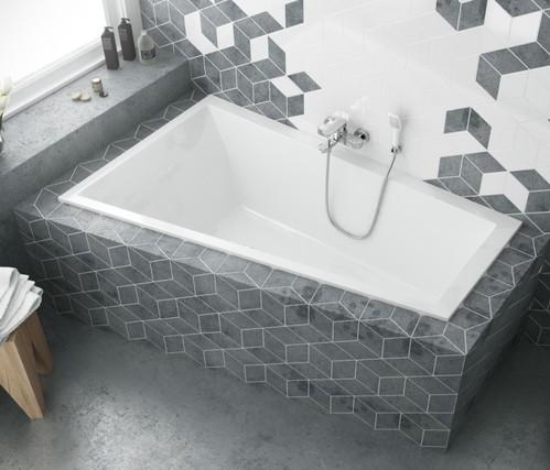 Акриловая ванна Excellent M-Sfera