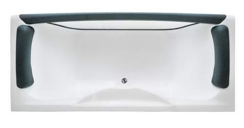 Акриловая ванна 1Marka Aima Dolce Vita с каркасом