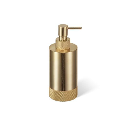 Decor Walther Club SSP1 Дозатор для мыла, настольный, цвет: золото матовое