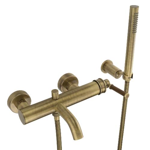 Смеситель для ванны Migliore Ermitage Mini бронза