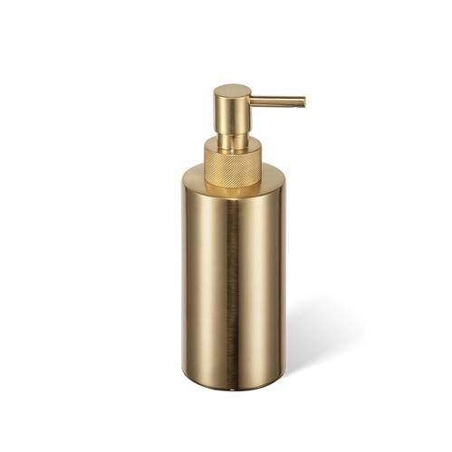 Decor Walther Club SSP3 Дозатор для мыла, настольный, цвет: золото матовое