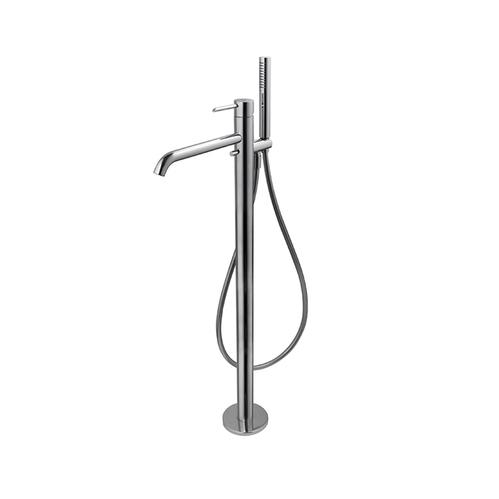Отдельностоящий смеситель для ванны Newform