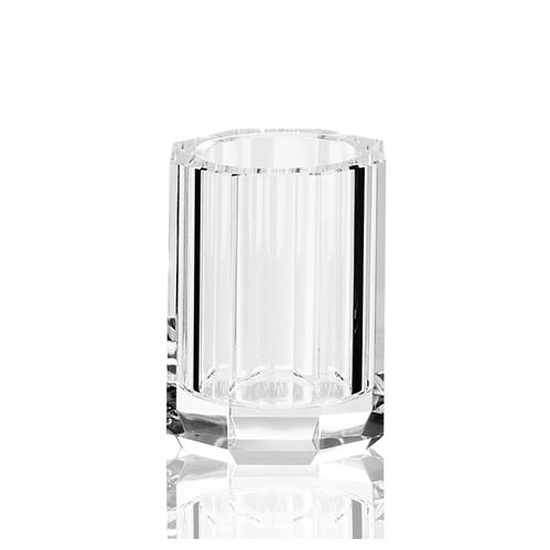 Decor Walther Kristall BER Стакан настольный, хрустальное стекло, цвет: кристальный
