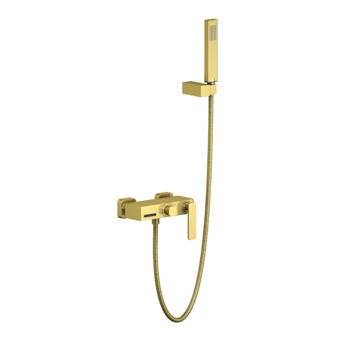 Смеситель для ванны Timo Torne Золото матовое