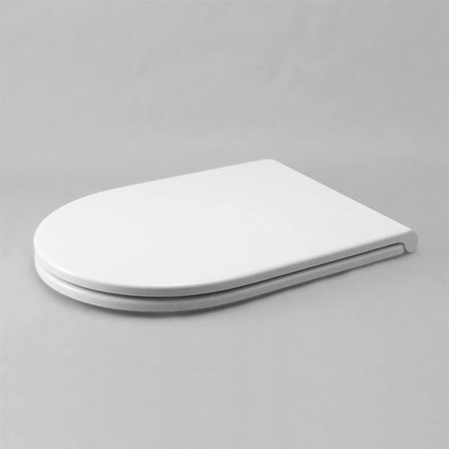 AZZURRA COMODA Сиденье для унитаза цвет белый, с микролифтом