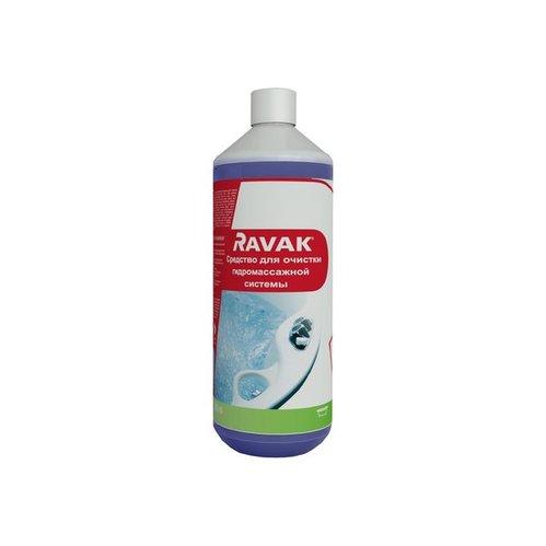 Очиститель для гидромассажных систем RAVAK (1000 МЛ)