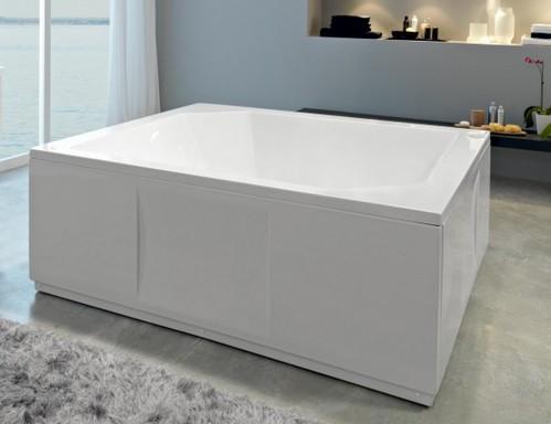 Акриловая ванна Kolpa San Samson 180x160 с возможностью установки гидромассажа
