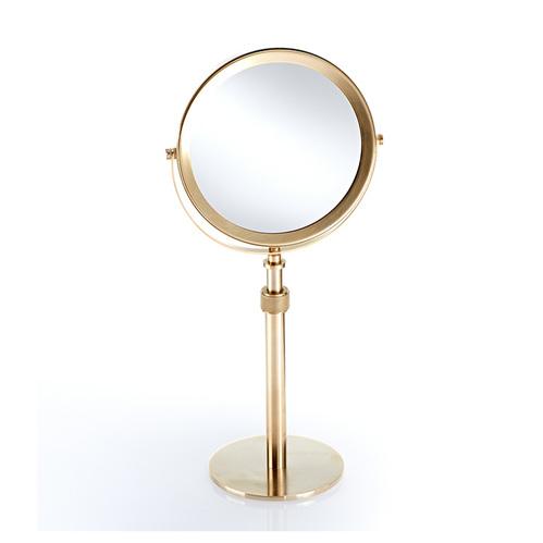 Decor Walther Club SP 13/V Косметическое зеркало 17xh50см, цвет: золото матовое