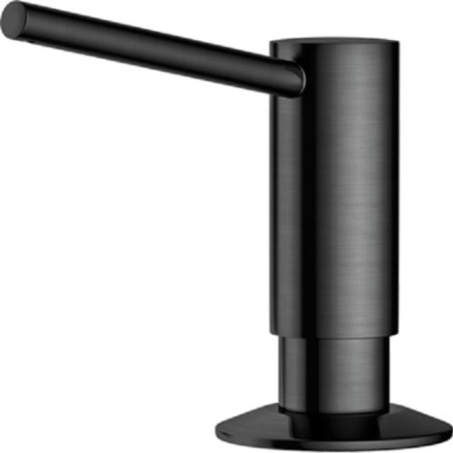 Дозатор для моющего средства OMOIKIRI латунь/вороненая сталь
