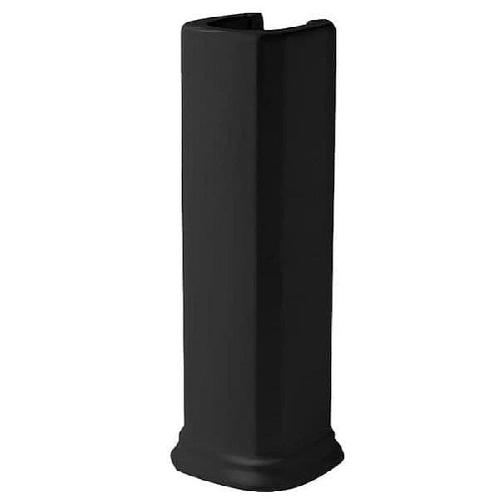 Пьедестал ArtCeram Civitas для раковины 68 см, цвет черный