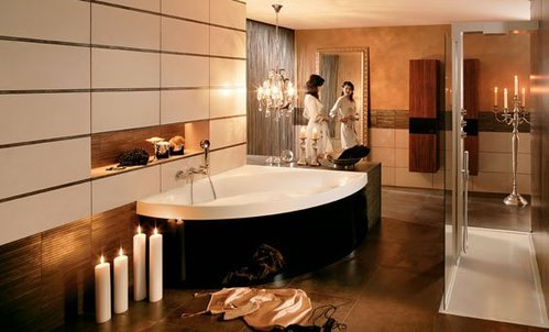 Квариловая ванна Villeroy&Boch Squaro 145x145
