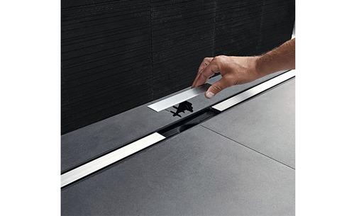 Дренажный канал CleanLine 60 — накладка с возможностью промывания для ультра тонких покрытий