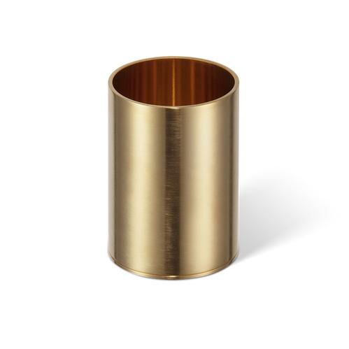 Decor Walther Club Баночка универсальная 9.6x6.75см, цвет: золото матовое