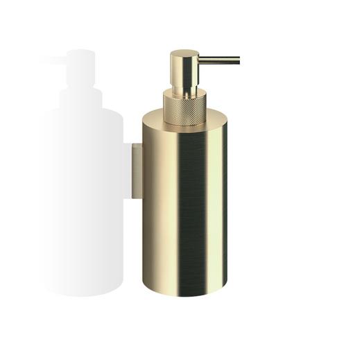 Decor Walther Club WSP3 Дозатор для мыла, подвесной, цвет: золото матовое