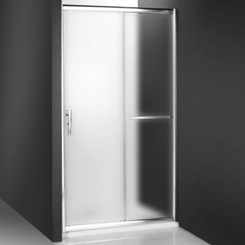 Раздвижная душевая дверь Roltechnik Proxima Line PXD2N, матовая