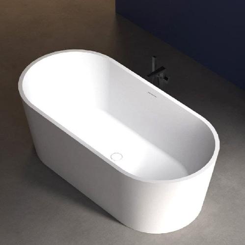 Акриловая ванна ABBER 170*80 белая