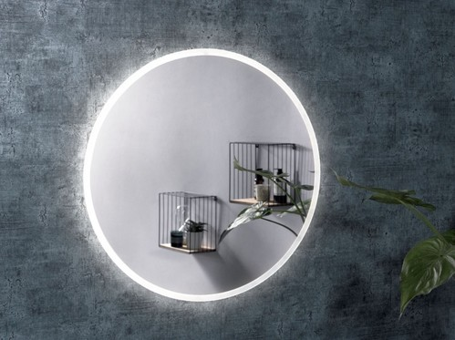 Зеркало с подсветкой 70 см Jacob Delafon Odeon Rive Gauche