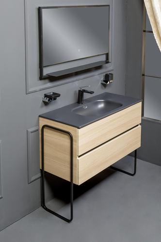 Armadi Art Vallessi мебель тумба+ножки 120*46 см