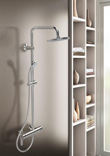 Душевая стойка Ideal Standard IdealRain Eco для душа
