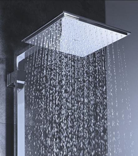 Верхний душ Grohe Euphoria Cube 150