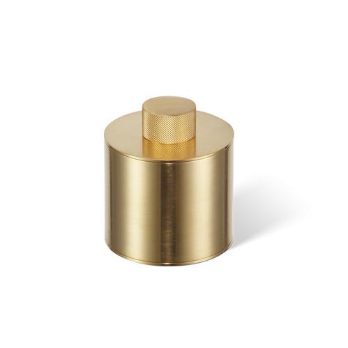 Decor Walther Club BMD2 Баночка универсальная 9.1x8см, с крышкой, цвет: золото матовое