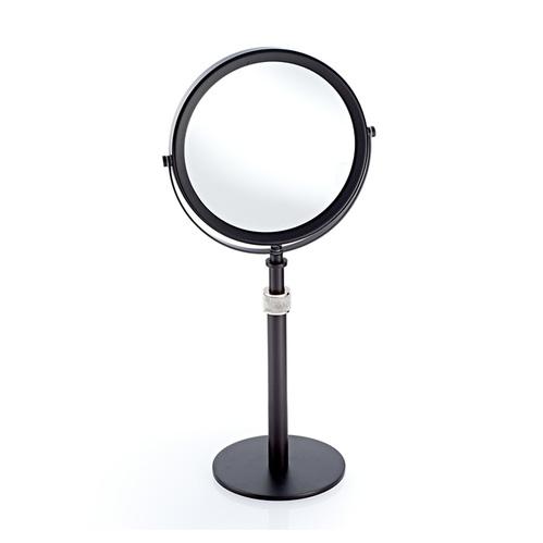 Decor Walther Club SP 13/V Косметическое зеркало , черный матовый / хром