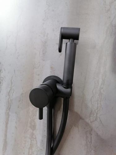 Гигиенический комплект BOHEME Uno  black mat